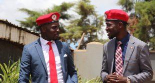 Joel Ssenyonyi Bobi Wine