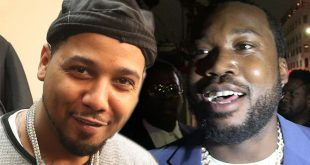 Juelz Santana's Prison Release Assisted By Meek Mill