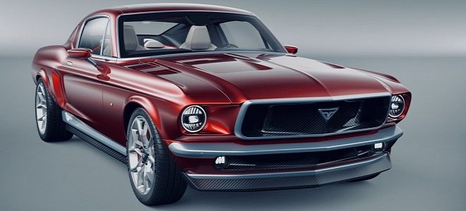 Aviar R67 Is Russia's Tesla-Based Ford Mustang With 840 HP