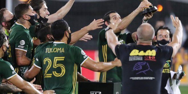 Portland Timbers win MLS is Back tournament, capping off magical Cinderella run in virus-free bubble
