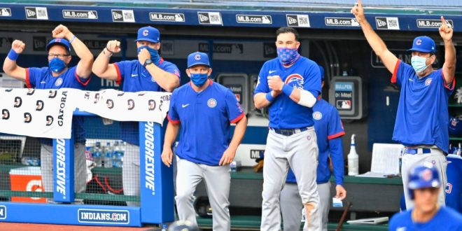 Chicago Cubs dominate as other teams struggle to deal with the coronavirus