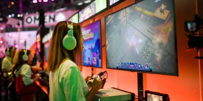 The $150 billion video game industry grapples with a murky track record on diversity