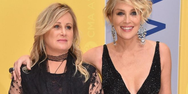 Sharon Stone's sister 'fighting for life' in hospital with coronavirus: 'One of you non-mask wearers did this'