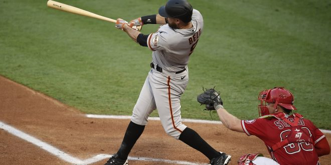Ninth-inning lightning shocks Giants again — another homer off Gott, another loss