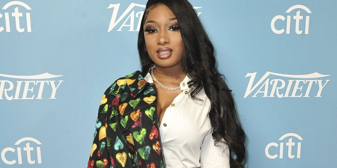 Megan Thee Stallion says person who shot her was Tory Lanez