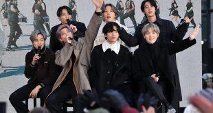 BTS's 'Dynamite' Video Obliterates YouTube Premiere Record