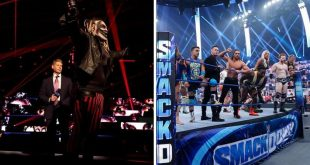 6 things WWE subtly told us on SmackDown: 3-man faction set to break-up, Rising star to leave the company at SummerSlam? (August 21st, 2020)