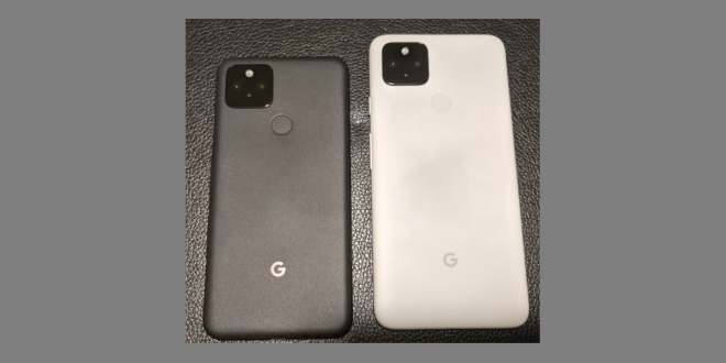 The Google Pixel 4a 5G and Pixel 5 just leaked again, revealing the design and specs