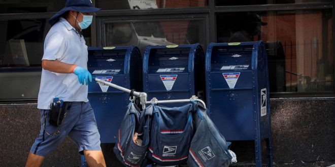 Family says USPS lost veteran's remains