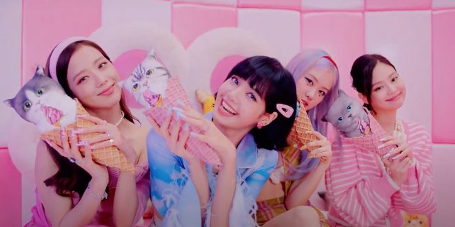Blackpink, Selena Gomez Hang Out in a Pastel, 'Ice Cream'-Filled World in Flirty New Video