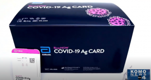 $5 dollar, 15-minute rapid response COVID-19 test by Abbott Labs called a 'game changer'
