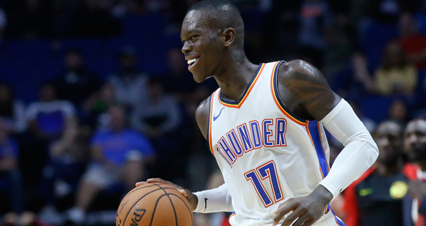 Rockets Want NBA To Investigate Dennis Schroder Low Blow On P.J. Tucker Following Ejections