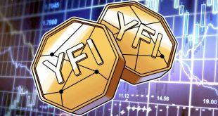 YFI price soars to $38.8K hitting $1B market cap — can it go higher?