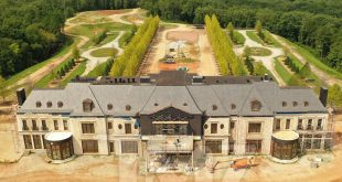 Tyler Perry's New Atlanta Estate Appears to Include a Runway