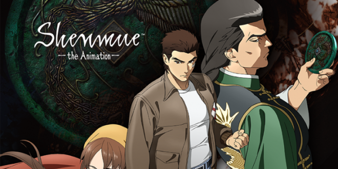 Shenmue returns again—this time as a Crunchyroll, Adult Swim anime