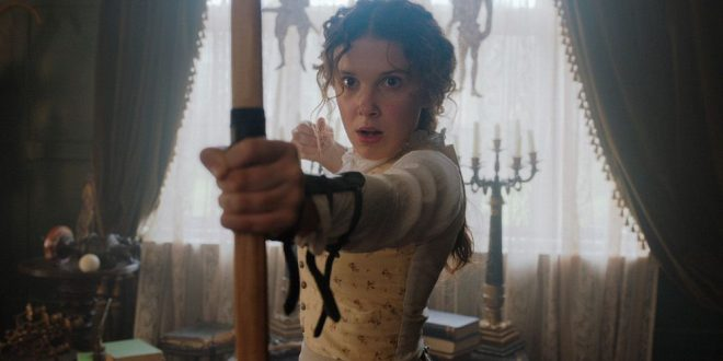 'Enola Holmes' Review: Sherlock's Kid Sister Rocks in Clever Netflix Original