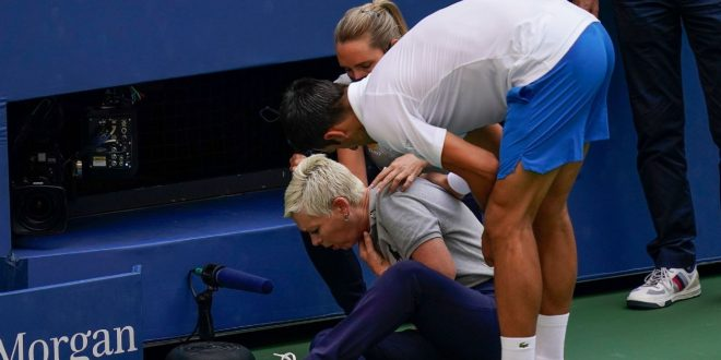 Novak Djokovic's image takes another hit after US Open default