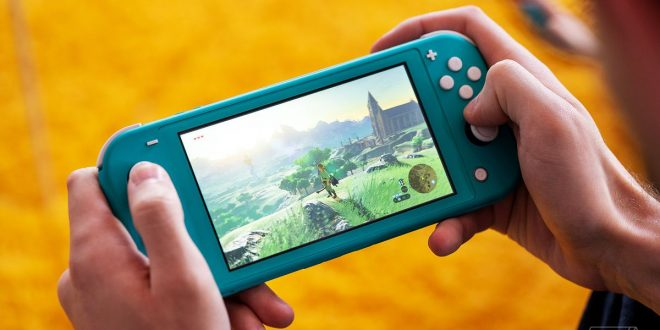 Nintendo reportedly boosts Switch production as new model looms