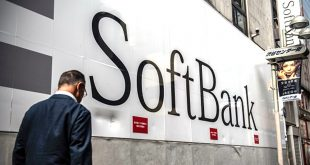 SoftBank sheds $15B on US tech stock rout