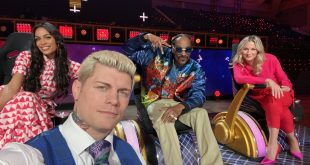 Cody to judge 'Go-Big Show' competition series on TBS