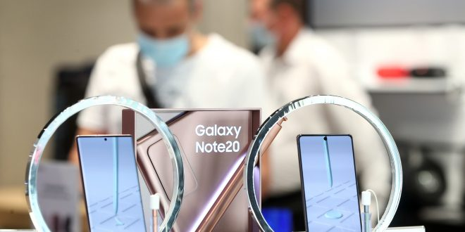 Samsung shares could rally over 40% to record highs on smartphone rebound and chips, analyst says
