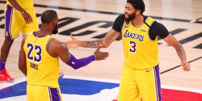 Los Angeles Lakers' 'elite' defense limits James Harden, helps deliver Game 4 win