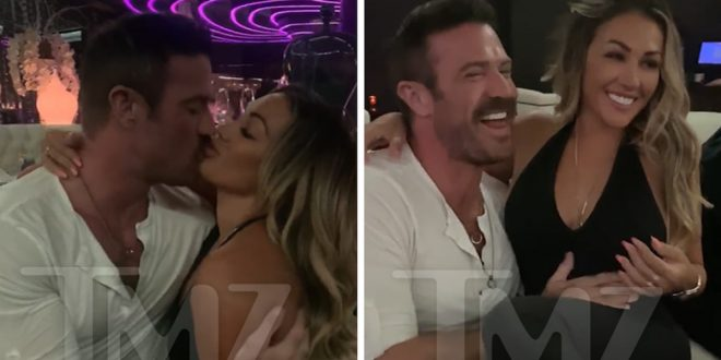 Ronnie Magro's Ex Jen Harley Makes Out with Chad Johnson in Vegas