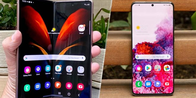 Galaxy Z Fold 2 vs. Galaxy S20 Ultra: Which is the ultimate Samsung phone?