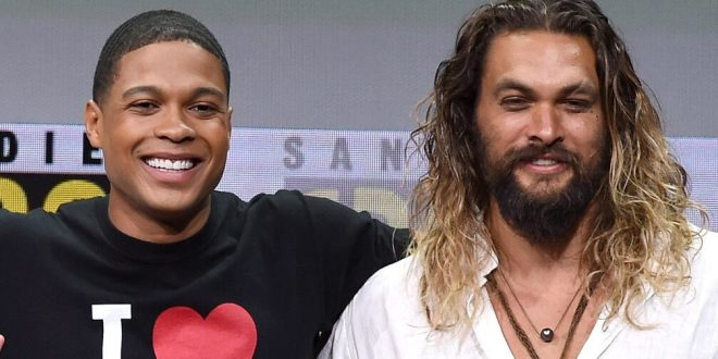 Jason Momoa supports Ray Fisher amid 'Justice League' claims