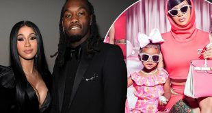 Cardi B will amend her divorce filings to share custody of their daughter with Offset
