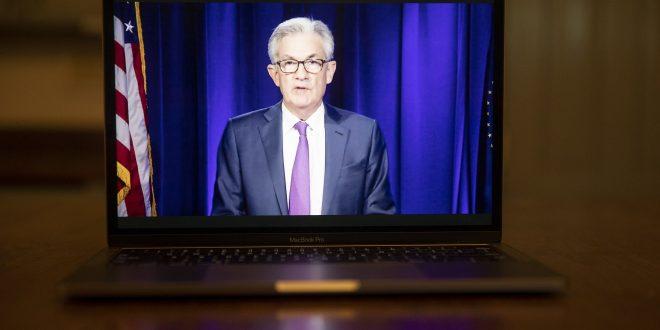 European stocks fall as markets react to Fed meeting