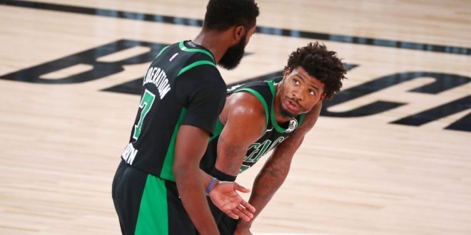 Boston Celtics downplay locker room frustrations following loss to Miami Heat
