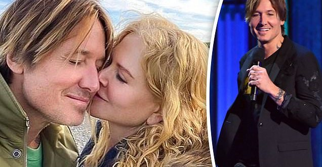 Nicole Kidman shares a sweet tribute to her husband Keith Urban after he hosted the ACM Awards
