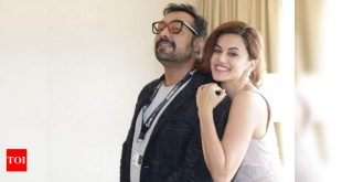 Taapsee Pannu shares a post for Anurag Kashyap, after Payal Ghosh accuses him of sexual harassment: You,