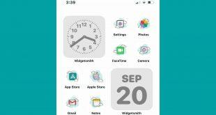 iOS 14 Widgets Offer iPhone Users Creative Home Screen Ideas