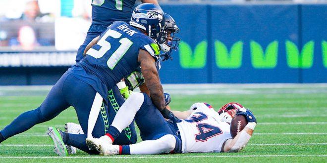 Seahawks Injury Updates Following Sunday Night's 35-30 Win Over New England