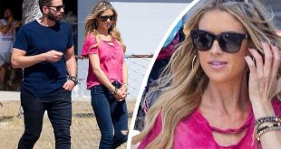 Christina Anstead leans on ex Tarek El Moussa…days after announcing split from husband Ant Anstead