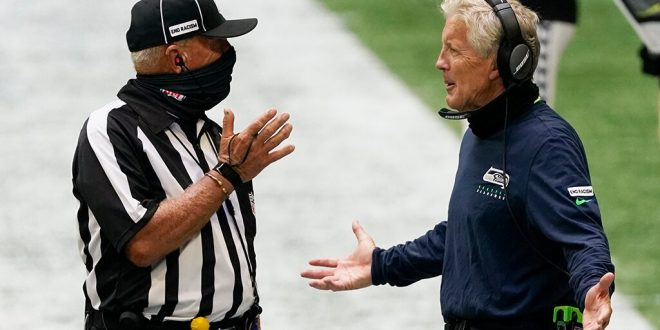 NFL fines 3 head coaches, teams over $1M for not wearing masks: report