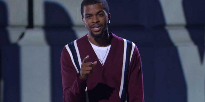 Stockton poet needs votes to win 'America's Got Talent'