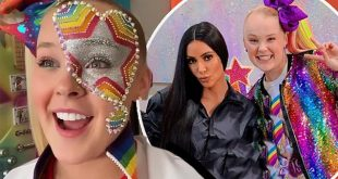 JoJo Siwa, 17, celebrates landing on TIME's 100 Most Influential People of 2020