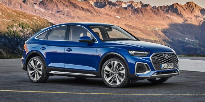 2021 Audi Q5 Sportback is yet another coupe-inspired crossover
