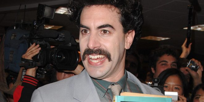 'Borat' sequel —