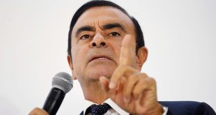 Ex-Nissan boss Carlos Ghosn launches business program to revive Lebanon's struggling economy