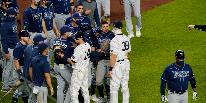 Things could get ugly in Yankees-Rays ALDS clash