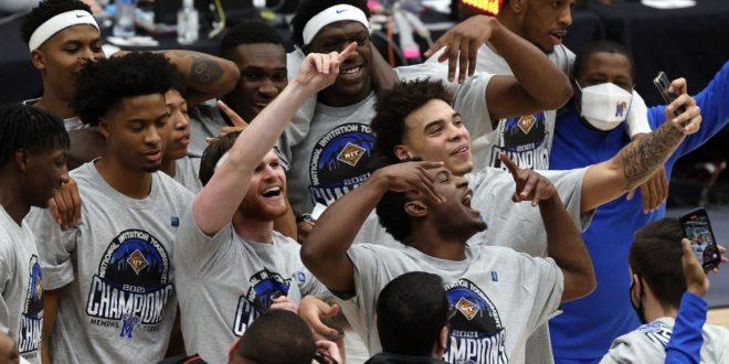 Hardaway says Memphis' NIT title 'just the start'
