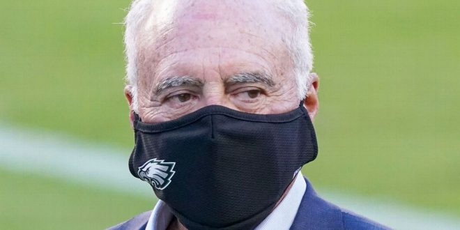 Has Eagles owner Jeffrey Lurie gone too far with quarterback directives?