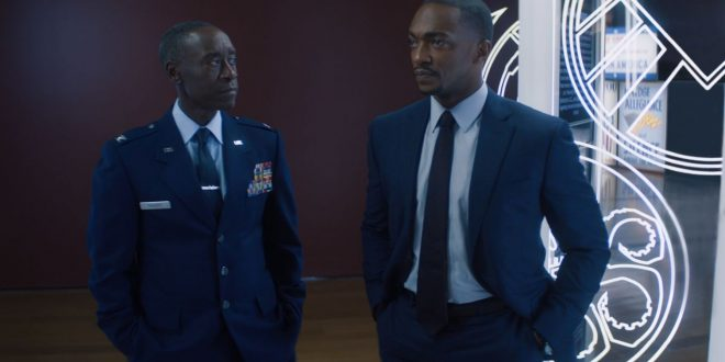The Falcon and the Winter Soldier's Commentary on Race Is Too Much, and Not Enough