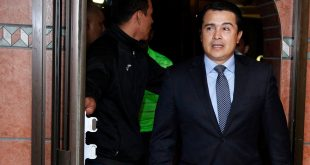 Brother of Honduran president gets life in US jail in drug case