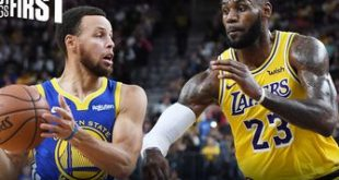 Nick Wright: LeBron & Lakers don't need Steph Curry to win a Title   FIRST THINGS FIRST