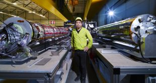 Physicists Laser-Cool Antimatter to Near Absolute Zero